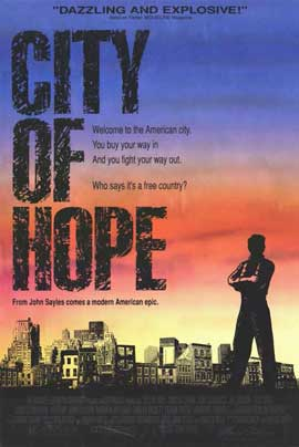 City of Hope - 11 x 17 Movie Poster - Style B