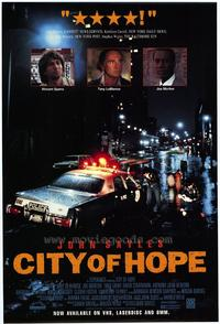 City of Hope - 43 x 62 Movie Poster - Bus Shelter Style A