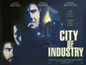 City of Industry - 27 x 40 Movie Poster - UK Style A