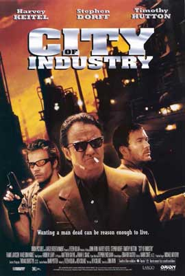City of Industry - 11 x 17 Movie Poster - Style A