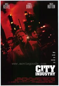 City of Industry - 11 x 17 Movie Poster - Style B