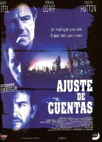 City of Industry - 11 x 17 Movie Poster - Spanish Style A