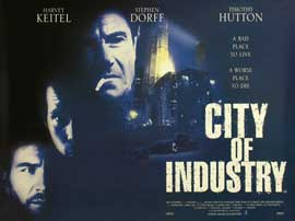 City of Industry - 11 x 17 Movie Poster - UK Style A