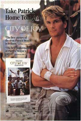 City of Joy - 11 x 17 Movie Poster - Style A