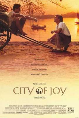 City of Joy - 11 x 17 Movie Poster - Style B