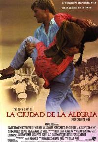 City of Joy - 11 x 17 Movie Poster - Spanish Style B