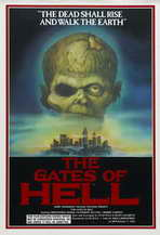 City of the Living Dead - 11 x 17 Movie Poster - Style A