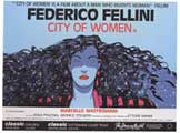 City of Women - 27 x 40 Movie Poster - Italian Style B