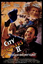City Slickers 2: The Legend of Curly's Gold - 27 x 40 Movie Poster - Style A