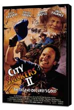 City Slickers 2: The Legend of Curly's Gold - 27 x 40 Movie Poster - Style A - Museum Wrapped Canvas