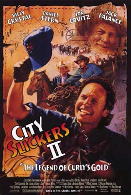 City Slickers 2: The Legend of Curly's Gold - 11 x 17 Movie Poster - Style A