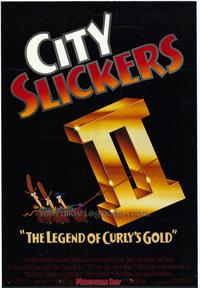 City Slickers 2: The Legend of Curly's Gold - 11 x 17 Movie Poster - Style B