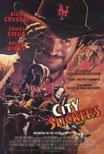 City Slickers - 27 x 40 Movie Poster - Style B