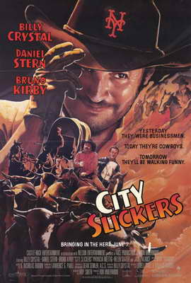 City Slickers - 11 x 17 Movie Poster - Style B