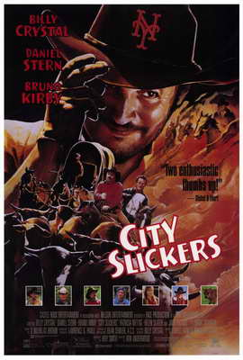 City Slickers - 27 x 40 Movie Poster - Style A