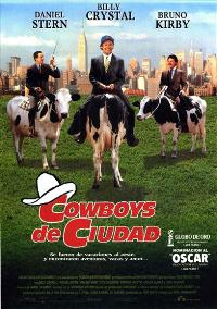 City Slickers - 11 x 17 Movie Poster - Spanish Style A