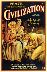Civilization - 43 x 62 Movie Poster - Bus Shelter Style A