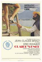 Claire's Knee - 27 x 40 Movie Poster - Style A