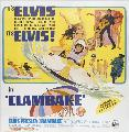 Clambake - 30 x 30 Movie Poster - Style A