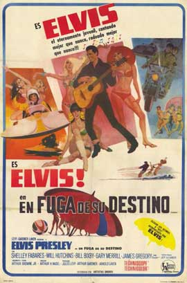 Clambake - 11 x 17 Movie Poster - Spanish Style A