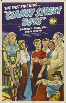 Clancy Street Boys - 27 x 40 Movie Poster - Style A