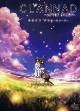Clannad: After Story (TV) - 11 x 17 TV Poster - Japanese Style I