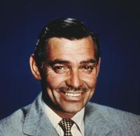 Clark Gable - 8 x 10 Color Photo #1