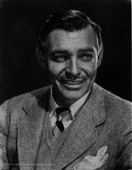 Clark Gable - Clark Gable In Sports Jacket And Vest And Tie