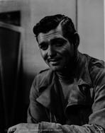 Clark Gable - Clark Gable In A Nice Jacket With A Part In Hair +tograph High Q...
