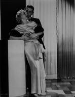 Clark Gable - Betty Hutton on a Dark Top