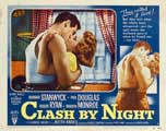 Clash by Night - 22 x 28 Movie Poster - Style A