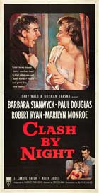 Clash by Night - 20 x 40 Movie Poster - Style A
