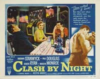 Clash by Night - 11 x 14 Movie Poster - Style B
