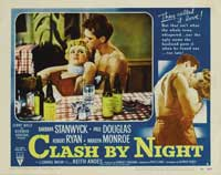 Clash by Night - 11 x 14 Movie Poster - Style C