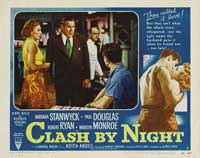 Clash by Night - 11 x 14 Movie Poster - Style D