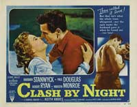 Clash by Night - 11 x 14 Movie Poster - Style E