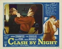 Clash by Night - 11 x 14 Movie Poster - Style H