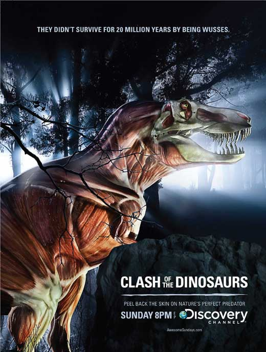 Clash of the Dinosaurs movie