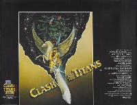 Clash of the Titans - 30 x 40 Movie Poster UK - Style A