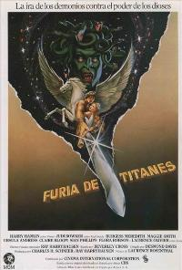 Clash of the Titans - 27 x 40 Movie Poster - Spanish Style A
