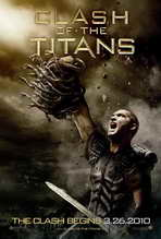 Clash of the Titans - 11 x 17 Movie Poster - Style B