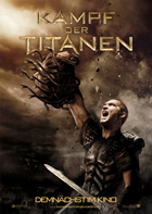 Clash of the Titans - 11 x 17 Movie Poster - German Style A