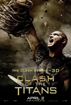 Clash of the Titans - 27 x 40 Movie Poster - Style D