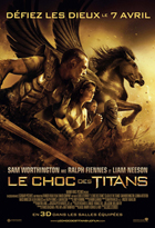 Clash of the Titans - 11 x 17 Movie Poster - French Style C