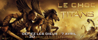 Clash of the Titans - 20 x 40 Movie Poster - French Style A