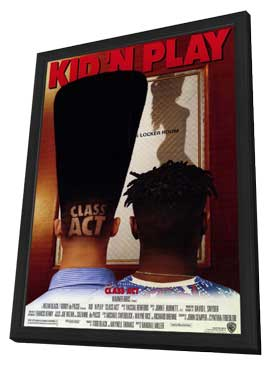 Class Act - 27 x 40 Movie Poster - Style A - in Deluxe Wood Frame