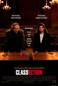Class Action - 27 x 40 Movie Poster - Style A