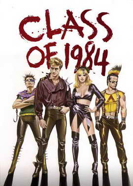Class of 1984 - 27 x 40 Movie Poster - Style C