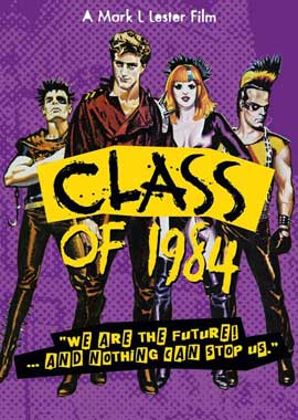 Class of 1984 - 11 x 17 Movie Poster - Style D