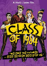 Class of 1984 - 27 x 40 Movie Poster - Style D